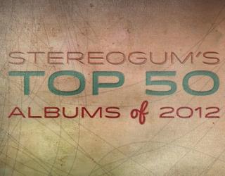 Лучшие альбомы 2012 года по версии Stereogum
